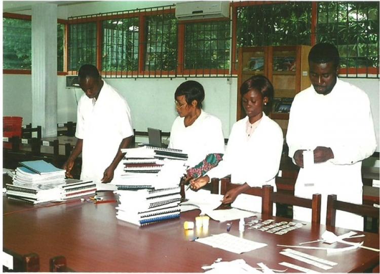 Service des Archives, de la Documentation et de l'Information(SADI)